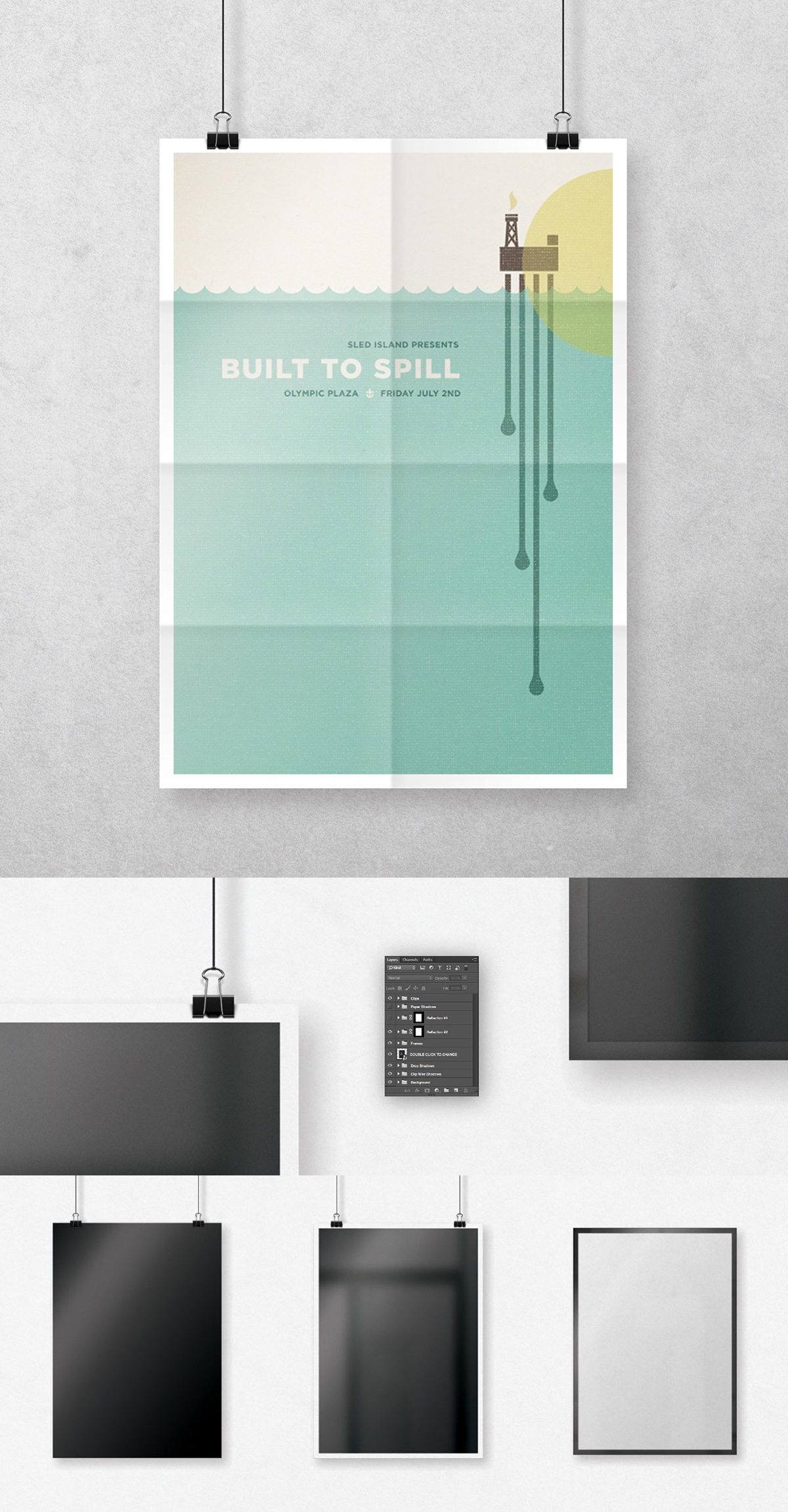 PSD-Poster-Mockup-With-Multiple-Variations-600