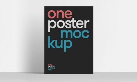 Free-Clean-Poster-Mockup-PSD