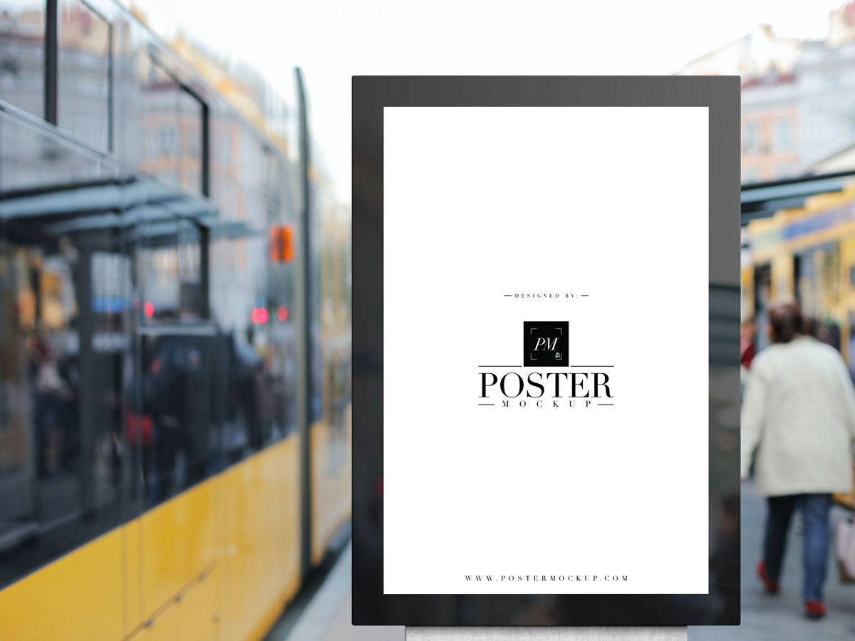 Bus-Shelter-Poster-Mockup-PSD-Template