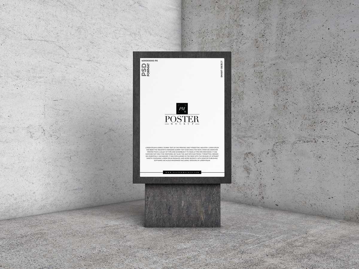 Free-Modern-Concrete-Interior-Poster-Mockup-PSD-700