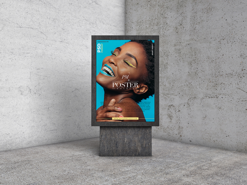 Free-Modern-Concrete-Interior-Poster-Mockup-PSD