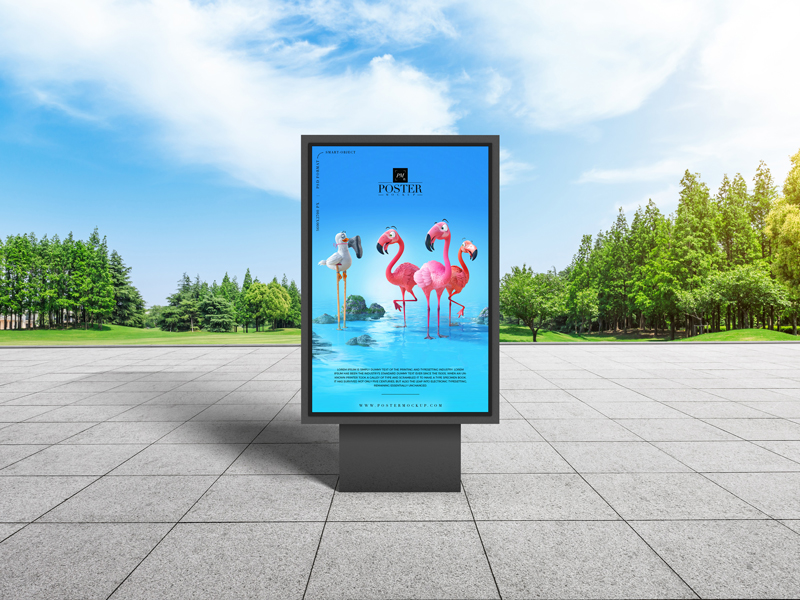 City-Park-Outdoor-Advertisement-Billboard-Poster-Mockup-Design