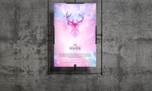 Free-Concrete-Environment-Poster-Mockup-PSD