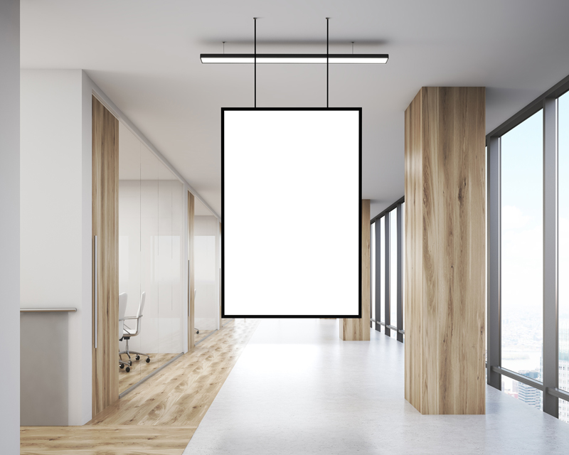 Office-Indoor-Hanging-Poster-Mockup