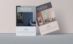 Free-Stylish-Poster-Mockup-For-Branding