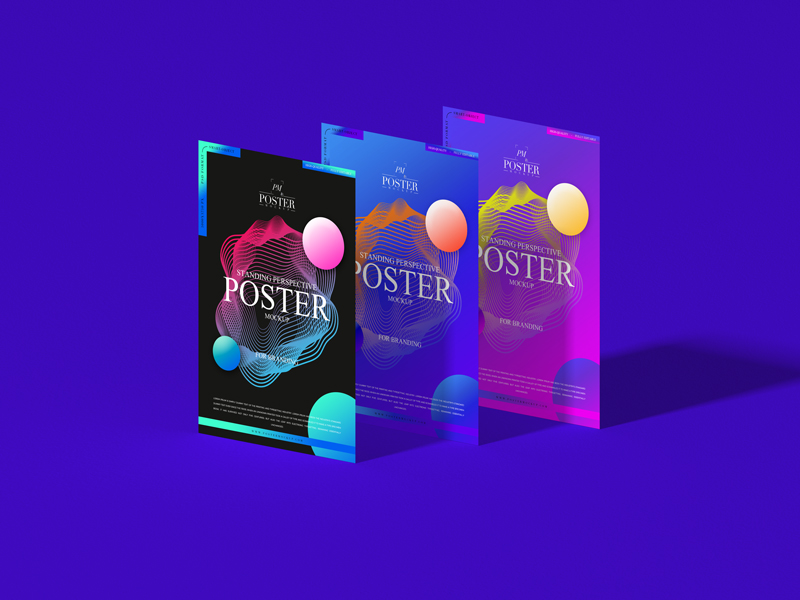 Standing-Perspective-Poster-Mockup-For-Branding-1