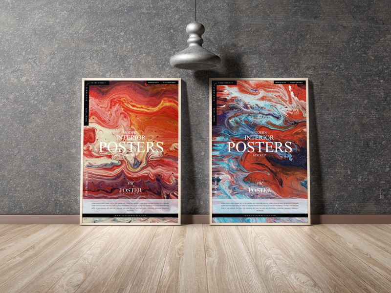 Modern-Interior-Posters-Mockup