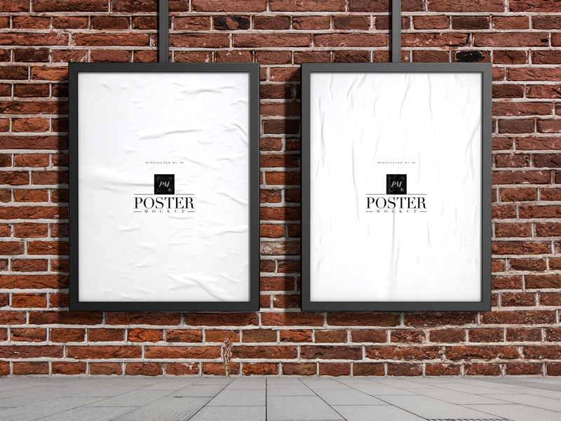 Free-Commercial-Street-Advertising-Billboard-Poster-Mockup