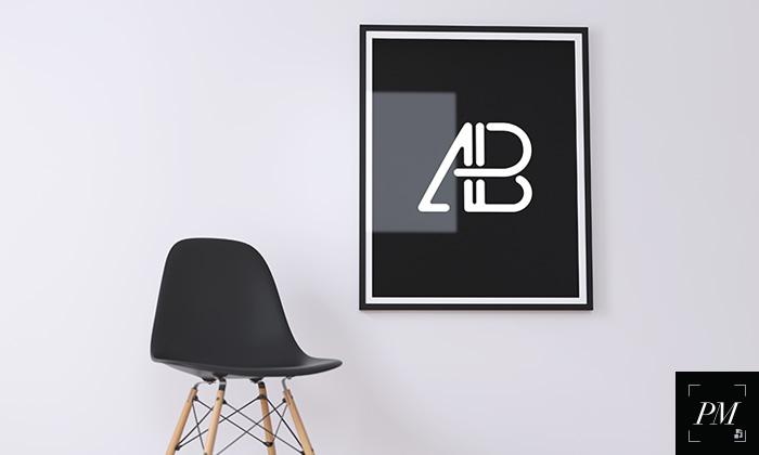 Free-Poster-Frame-PSD-Mockup-300