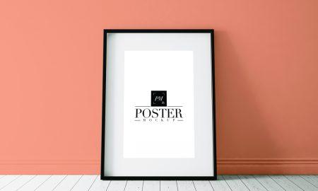 Free-Black-Frame-Poster-Mockup-For-Branding