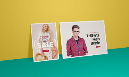 Free-Horizontal-And-Vertical-Poster-Mockup-For-Branding