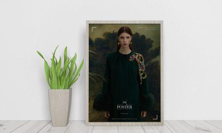 Free-Elegant-Interior-Framed-Poster-Mockup-PSD