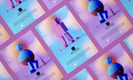 Free-Branding-PSD-Poster-Mockup-Design-For-Designers