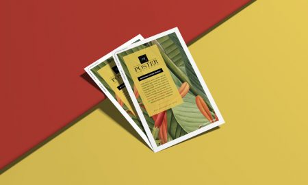 Branding-PSD-Poster-Mockup