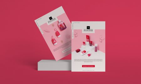 Branding-PSD-Poster-Mockup-Design