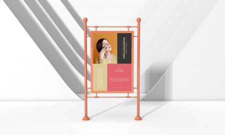 Free-Indoor-Modern-Sandwiched-Clasps-Poster-Mockup