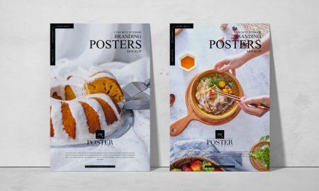 Free-Concrete-Interior-Branding-Posters-Mockup