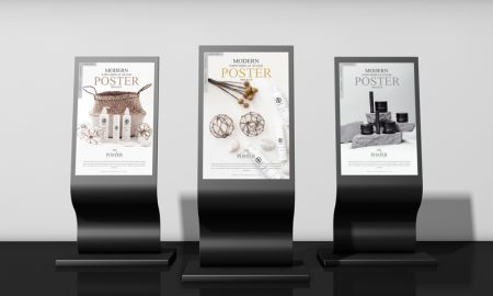 Free-Modern-Expo-Display-Stand-Poster-Mockup