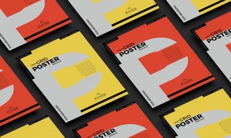 Free-18x24-Grid-Poster-Mockup-For-Branding