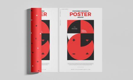 Modern-Stationery-Branding-Poster-Mockup