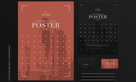 Stationery-Branding-Poster-Mockup