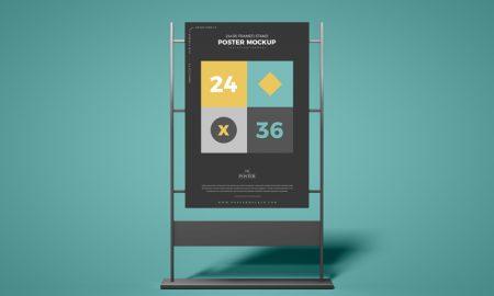 24x36-Framed-Stand-Poster-Mockup