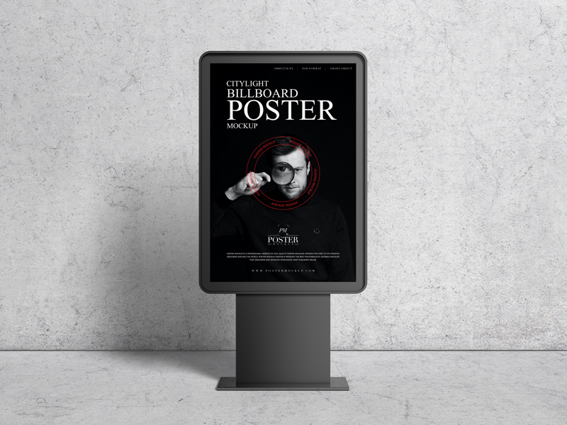 Citylight-Billboard-Poster-Mockup