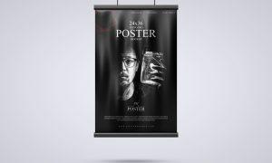 Hanging-24x36-Modern-Poster-Mockup