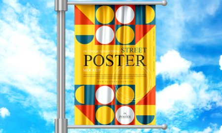 Outdoor-Advertising-Street-Poster-Mockup