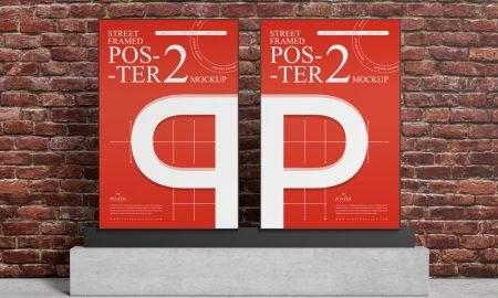 Street-Two-Framed-Poster-Mockup
